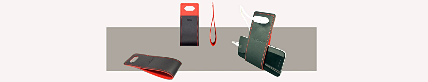 Support chargeur smartphone